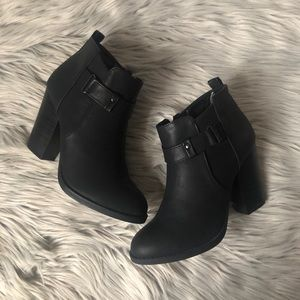 NWOT Charlotte Russe Ankle Boots